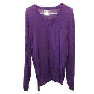 Express sweater - purple